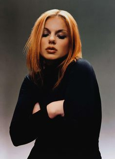 Ginger Spice - Geri Halliwell