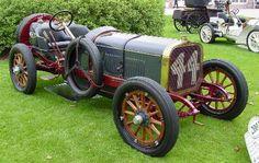 1910 Corbin 12,7 Litre Vanderbilt Cup Racecar