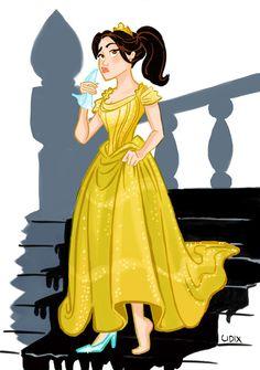 Cinderella -Into the Woods-