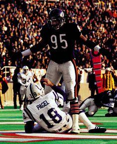 Richard Dent, DE - Chicago Bears