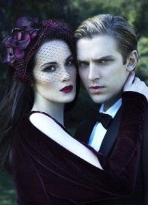 Matthew and Mary - Downton Abbey
