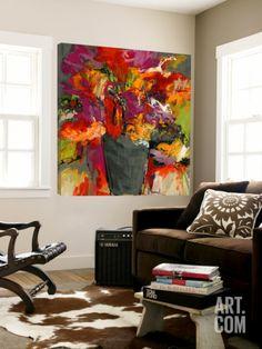 Colors of Wind Loft Art by Doris Savard at Art.com