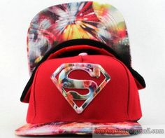 Cheap Wholesale Superman Snapback Hats Adjustable Caps Red Galaxy 184 for slae at US$8.90 #snapbackhats #snapbacks #hiphop #popular #hiphocap #sportscaps #fashioncaps #baseballcap
