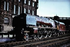 46256 Sir William A Stanier FRS at Carlisle on last run 26 September 1964.