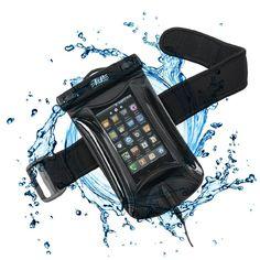 Kulaklık Çıkışlı Su Geçirmez Telefon Kılıfı