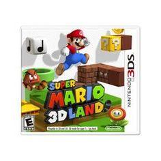 Super Mario 3D Land (Nintendo 3DS) : Target