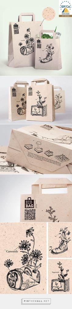 18 sacs au graphisme étonnant ! - Inspiration graphique #8 | BlogDuWebdesign