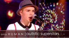 Autistic And Mute Singer Performs Live