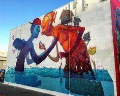 regram @tschelovek_graffiti @andrewhem  @sorrowbecomesjoy в Гонолулу (Гавайи США) для #powwowhawaii2016 и @powwowworldwide. Address: 725 Auahi St Honolulu HI 96813 USA. Photo by @thinkspace_art. #andrewhem #ekundayo #powwowhawaii #honolulustreetart #Hawaiistreetart #streetarthawaii #graffitihawaii #hawaiigraffiti #hawaiiangraffiti #hawaiigraff #граффити_tschelovek #streetart #urbanart #graffiti #mural #стритарт #граффити #wallart #graffitiart #artederua #arteurbana #graffiticulture…