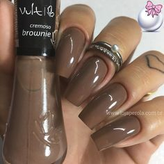 Don't forget about your nails! Perfect Nails, Gorgeous Nails, Pretty Nails, Nail Designer, Super Nails, Manicure And Pedicure, Natural Nails, Toe Nails, Nails Inspiration