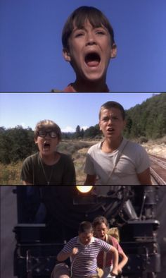 """"""" Stand by Me 90s Movies, Cult Movies, Good Movies, Love Movie, Movie Tv, River Phonix, Wil Wheaton, Start Running, Cinema"""