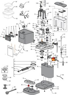 espresso schematic coffee effects and diagrams pinterest rh pinterest com
