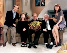 """20 Reasons """"Frasier"""" Is The Best Sitcom of All Time. This show is one of my absolute favorites. These are 20 wonderful reasons why this show will always be one of the best ever created."""