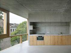Buchner Bründler - Bläsiring house, Basel 2012