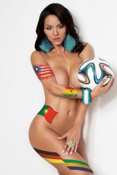 6 Most Beautiful Women from Brazil
