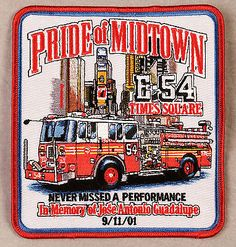FDNY-Engine-54-Memorial-Patch