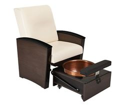 Living Earth Crafts: Mystia Pedicure Chair (Free Shipping)