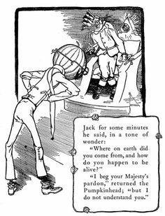 """The Marvelous Land of Oz"". Author: L. Frank Baum Illustrator: John R. Neill. Publication date July 5, 1904"