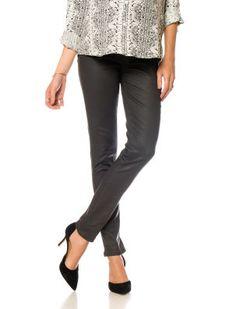 DL1961 Secret Fit Belly(r) 5 Pocket Skinny Leg Maternity Jeans
