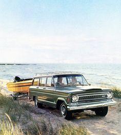 Jeep Wagoneer - 1971