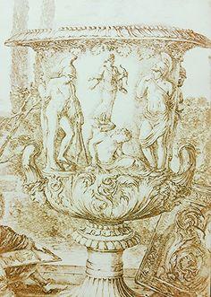"https://flic.kr/p/BJVVp6 | Luigi Speranza -- Stefano della Bella -- ""The Medici Vase"" -- THE ALLURE OF ANCIENT ROME."