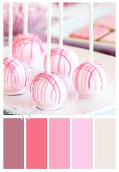 cake pops ~ for the girly girl in all of us!
