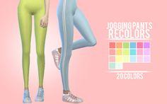Lana CC Finds — sens-felipa: Jogging Top & Pants recolors since...