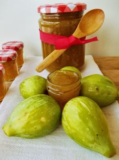 Friend Recipe, Fig Jam, Sweet Sauce, Portuguese Recipes, International Recipes, Food Inspiration, Sweet Recipes, Food To Make, Food And Drink