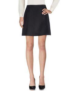 ERMANNO SCERVINO Knee Length Skirt. #ermannoscervino #cloth #dress #top #skirt #pant #coat #jacket #jecket #beachwear #