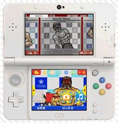 Rhythm Heaven: The Best Plus 3DS theme⊟Along with releasing...