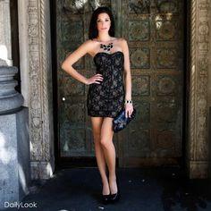 Ferociously Flirty Frock Look by NikiBiki and OVI - Daily Look Mar 8, 2012