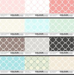 Free Quatrefoil Patterns - love the white and pink would be perfect for a car seat blanket. Scrapbooking Freebies, Quatrefoil Pattern, Paper Crafts, Diy Crafts, Modern Dollhouse, Free Graphics, Art Wall Kids, Blog Design, Ui Design