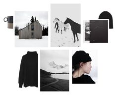 """/"" by darkwood ❤ liked on Polyvore featuring art"