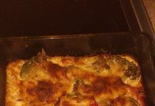 Υπέροχο φαγητό με πλούσια γεύση και νοστιμιά – Μπρόκολο στο φούρνο (ογκρατεν)… Lasagna, Meat, Chicken, Cooking, Ethnic Recipes, Food, Kitchen, Essen, Meals