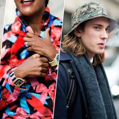 The 27 Best-Dressed Street-Stylers From Paris Men's Shows