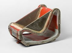 Mould of Beach / Loop Chair from Willy Gühl for Eternit AG, 1954