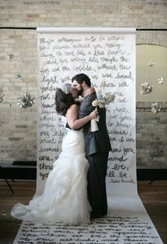 Classic Wedding Invitations | Wedding backdrops- http://www.classicweddinginvitations.com.au/wedding-backdrops/