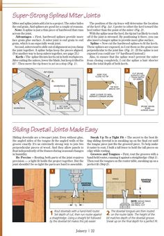 #ClippedOnIssuu from Woodsmith Tips & Techniques