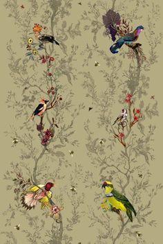 Birds n Bees by Timorous Beasties