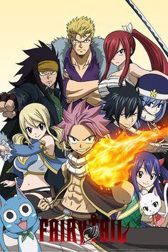 Fairy Tail Anime ENG-Sub