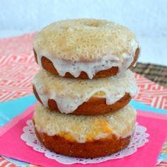 Orange Julius Donuts recipe