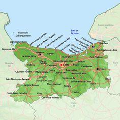 Holiday rentals Villers-sur-Mer
