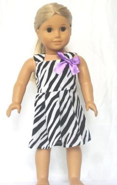 inspirational doll dress to make