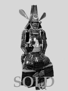 Japanese Samurai Armor (YOROI); Samurai Helmet(KABUTO) ; Samurai Mask(MENPO) ;Buddhist art:Other World Antiques for Sale and Purchase