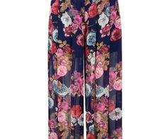 Blue Floral Wide Leg Chiffon Pant. Fashion : Bottoms : Pants Blue Floral Wide Leg Chiffon Pant - See more at: http://spenditonthis.com/cat-13-fashion-newest.html#sthash.zH3GREGj.dpuf