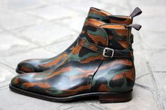 Camouflage Patina by Septieme Largeur