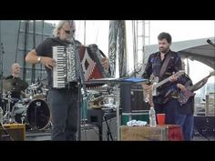 Louisiana Style by Tab Benoit and Jumpin' Johnny Sansone -- August 7 2011