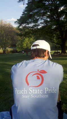 Peach state pride!