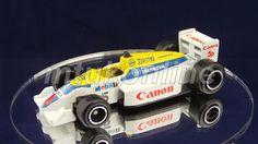 TOMICA 62 WILLIAMS HONDA F1   1/58   JAPAN   062D-1   FIRST   NO BOX