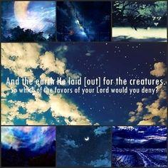 Qur'an 55: 10